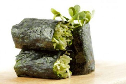 Propietats i beneficis per a la salut de l'alga nori