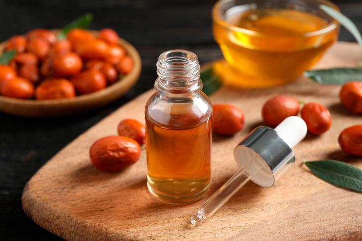 Olis vegetals per evitar l'envelliment de la pell