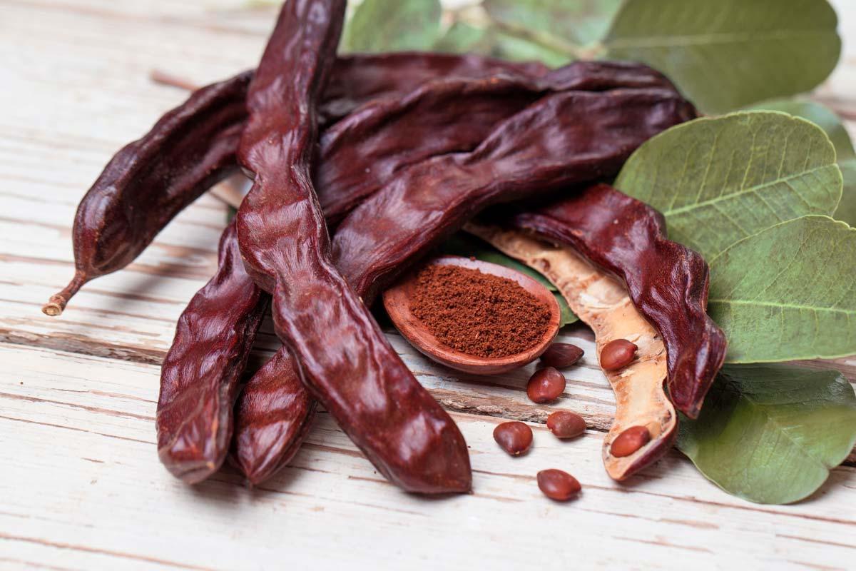 Propietats, beneficis i receptes de la garrofa