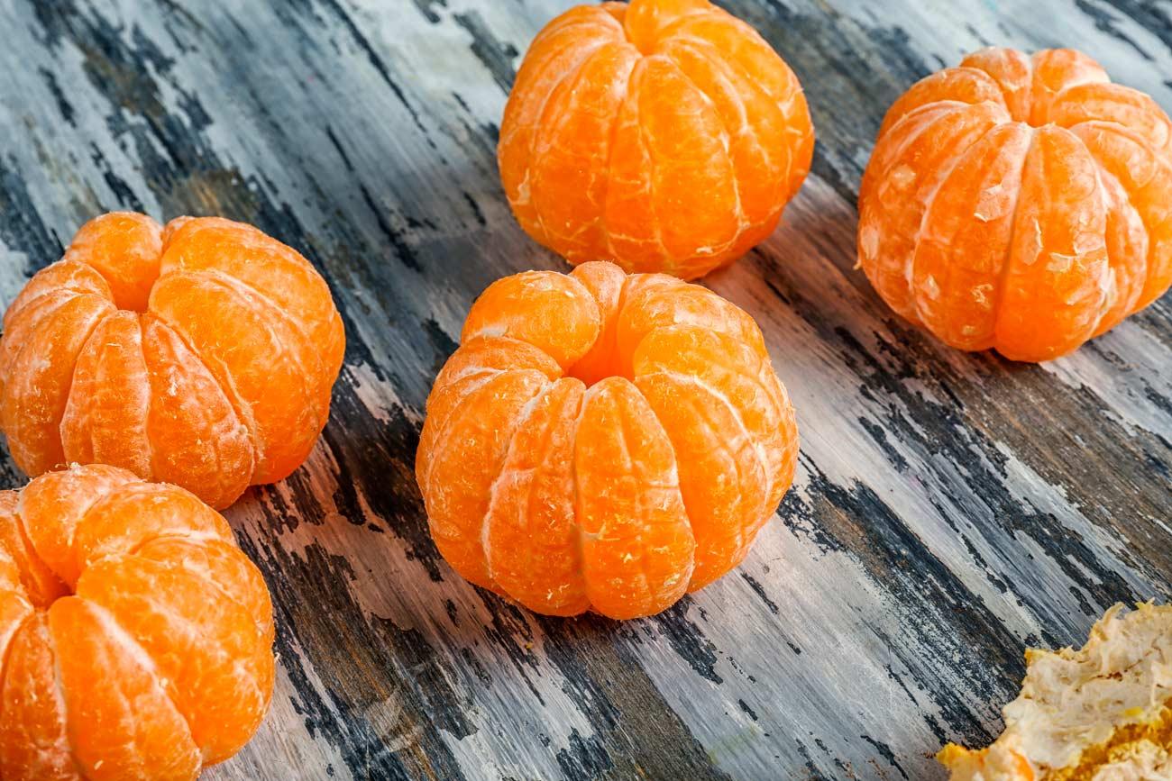 Les mandarines:propietats i beneficis per a la salut
