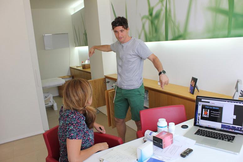 foto Xevi Verdaguer, fisioterapeuta, posturòleg i psiconeuroimmunòleg - 6