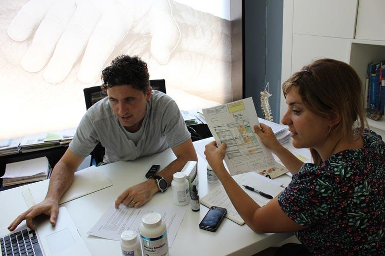 foto Xevi Verdaguer, fisioterapeuta, posturòleg i psiconeuroimmunòleg - 5