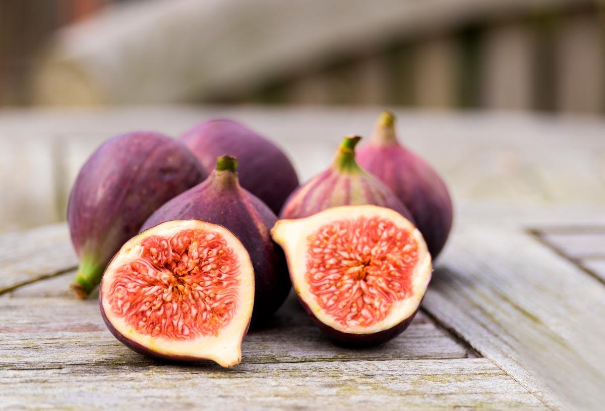 Propietats, beneficis i receptes amb figues