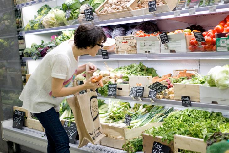 Descobrint amb la Thais el nou supermercat Obbio
