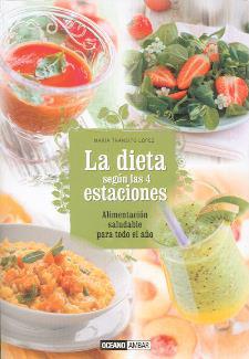 La dieta según las 4 estaciones