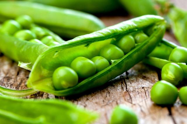 Propietats i beneficis dels pèsols