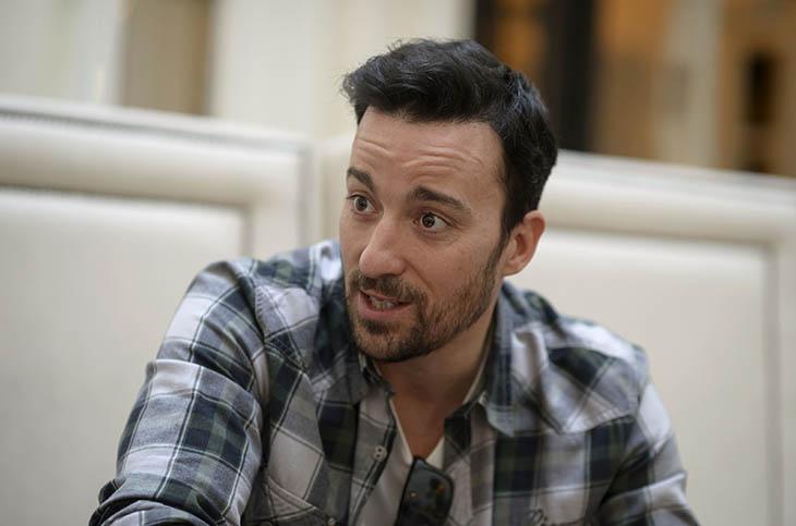 Pablo Puyol, actor