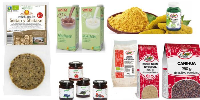 Alguns dels productes que es presetaran a BioCultura