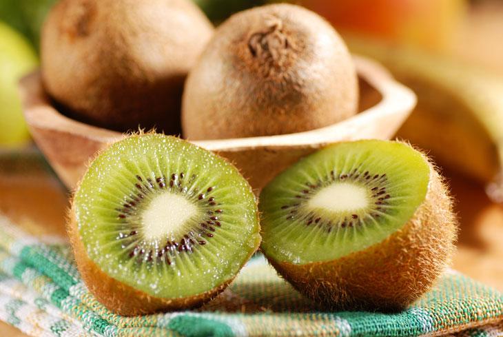 Les propietats i beneficis per a la salut del kiwi