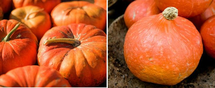 Les carbasses són un aliment bàsic en poblacions sense risc de problemes de cor