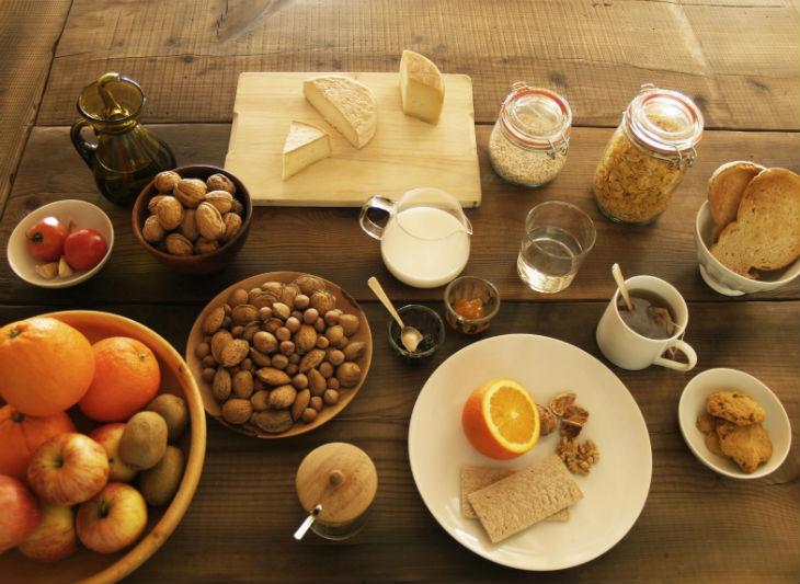Esmorzar de Cal Calsot