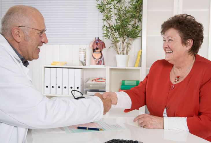 metge i pacient