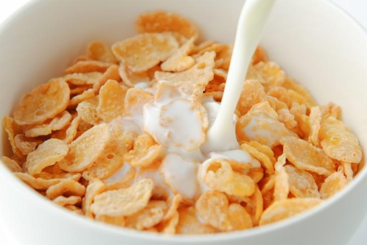 Cereals amb llet