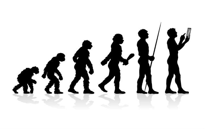 El llegat de l'evolució continua estant molt present en els humans, per més tecnològics que siguem