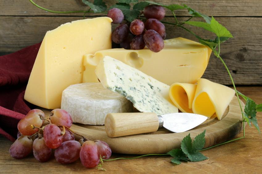 Alguns formatges poden contenir additius com el E238