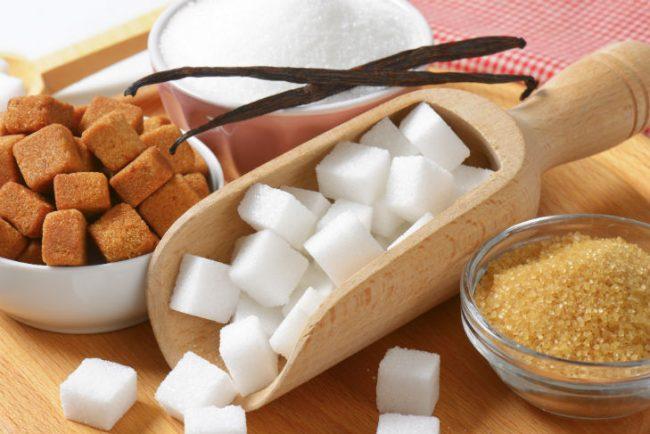 El sucre i les càndides