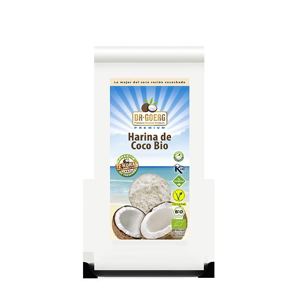 Farina de coco, font de fibra lliure de gluten | ets el que