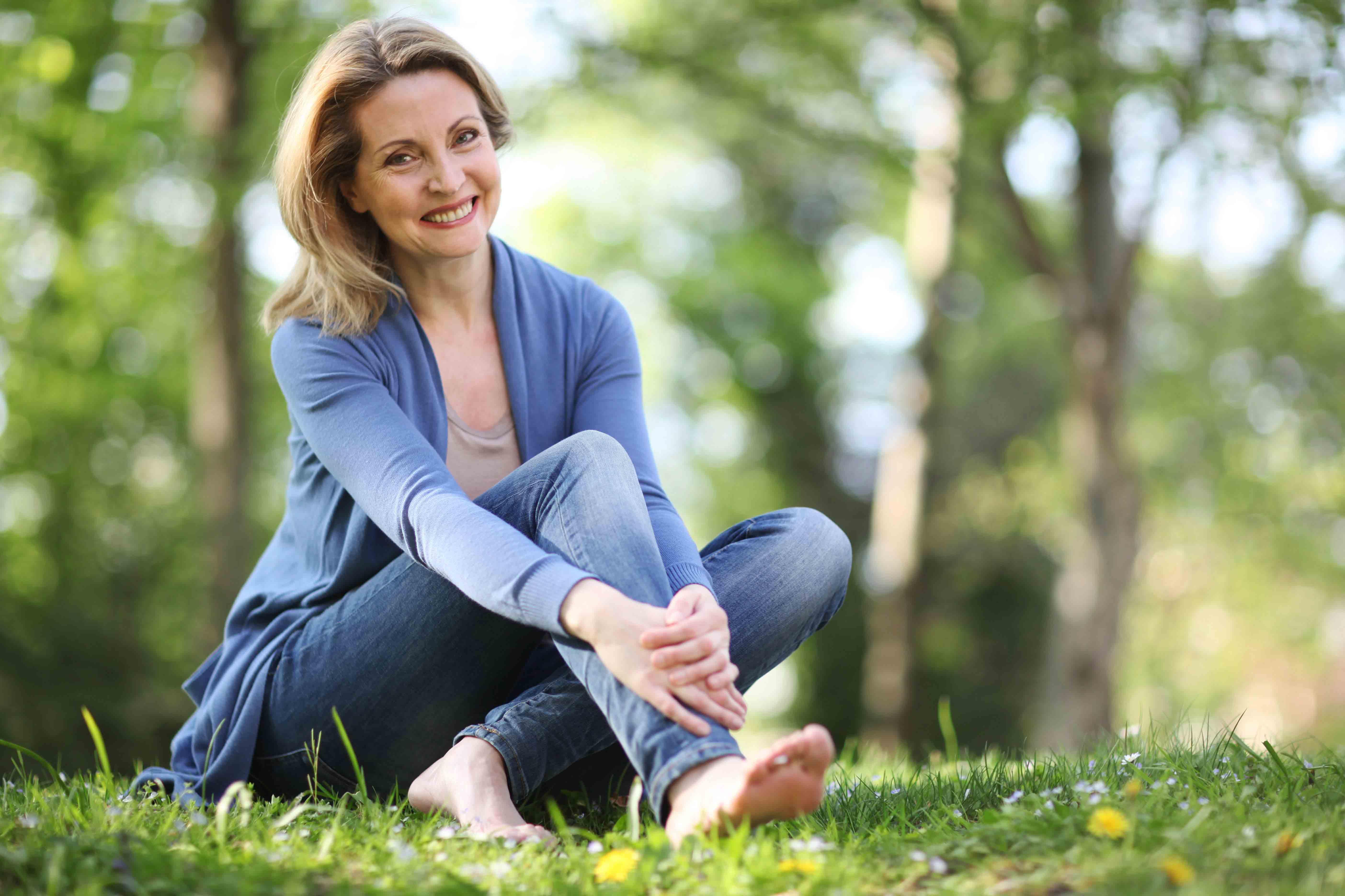 Dona menopausica