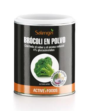 Bròquil en pols (Active Foods) valorat 4% en glucosinolats
