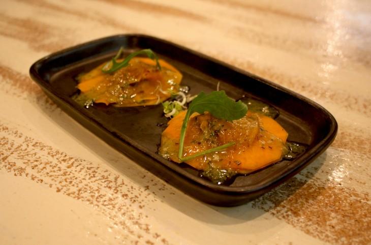 Kombu5 - raviolis carbassa