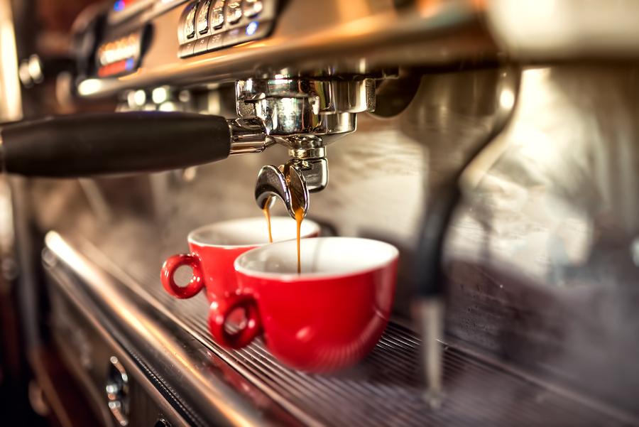 Cafè de màquina