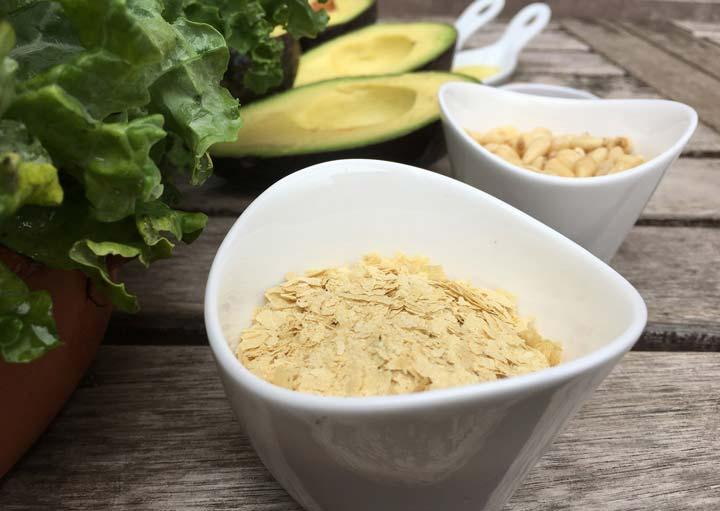 Propietats nutricionals del llevat nutricional