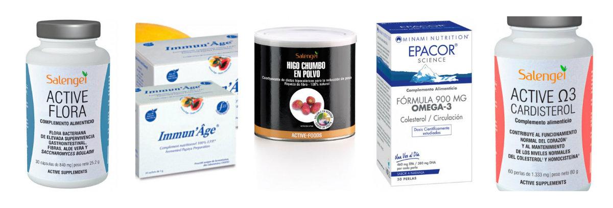 Complements nutricionals de Salengei