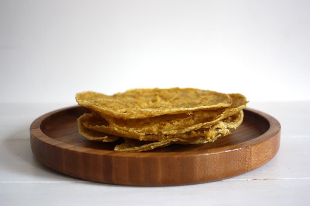 Tacos de plàtan mascle