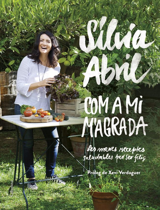 Sílvia Abril, actriu i autora del llibre