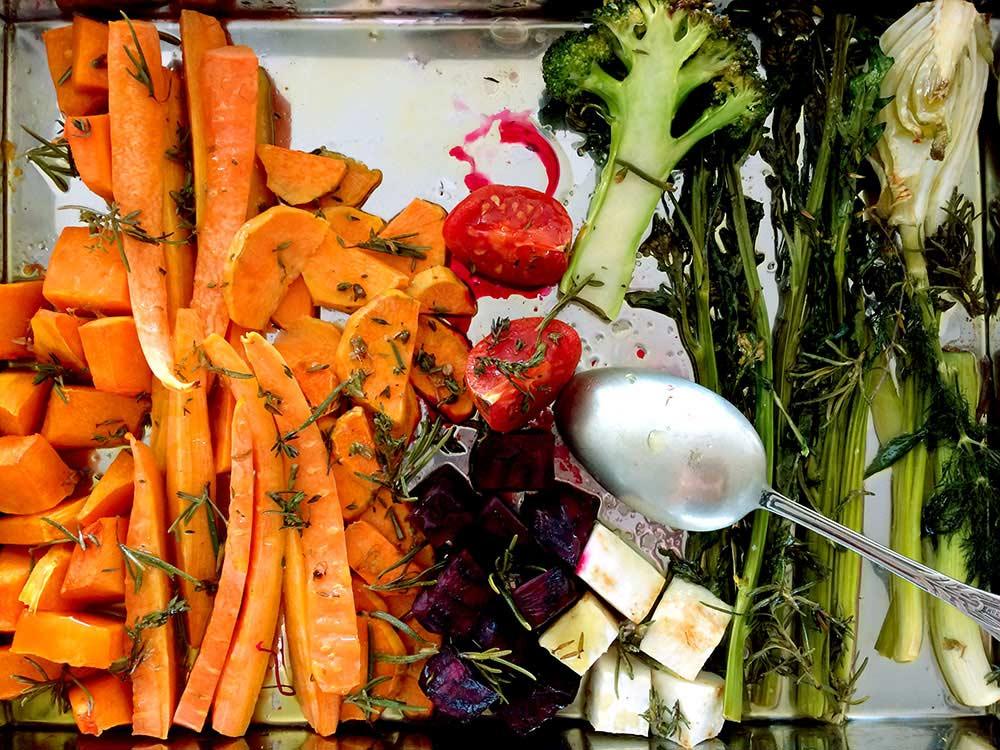 Verdures per a una bona digestió