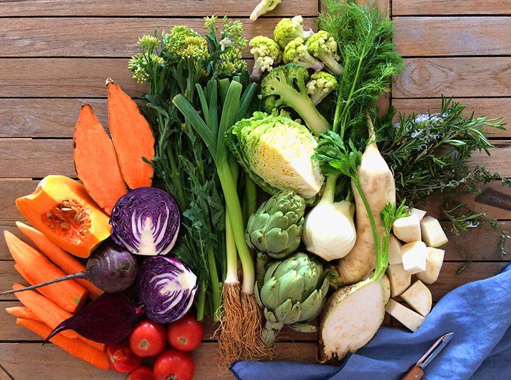 Per què les verdures són el millor remei per al dolor crònic?