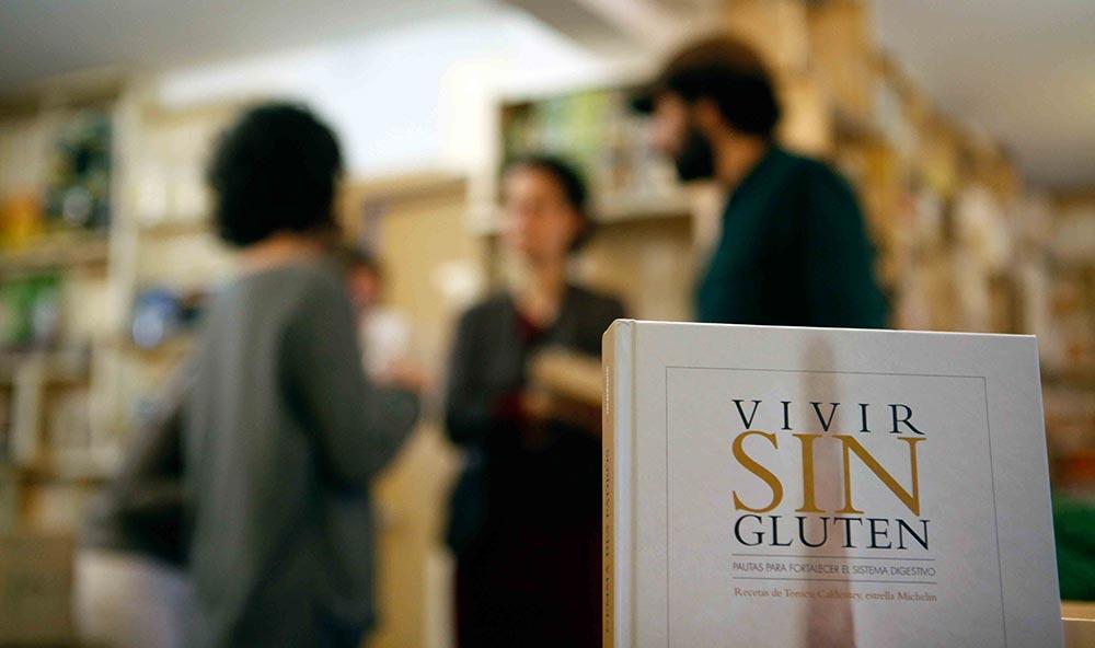 Gemma Bes, David Tallón i Marina Pont. Nutricionista i autora del llibre