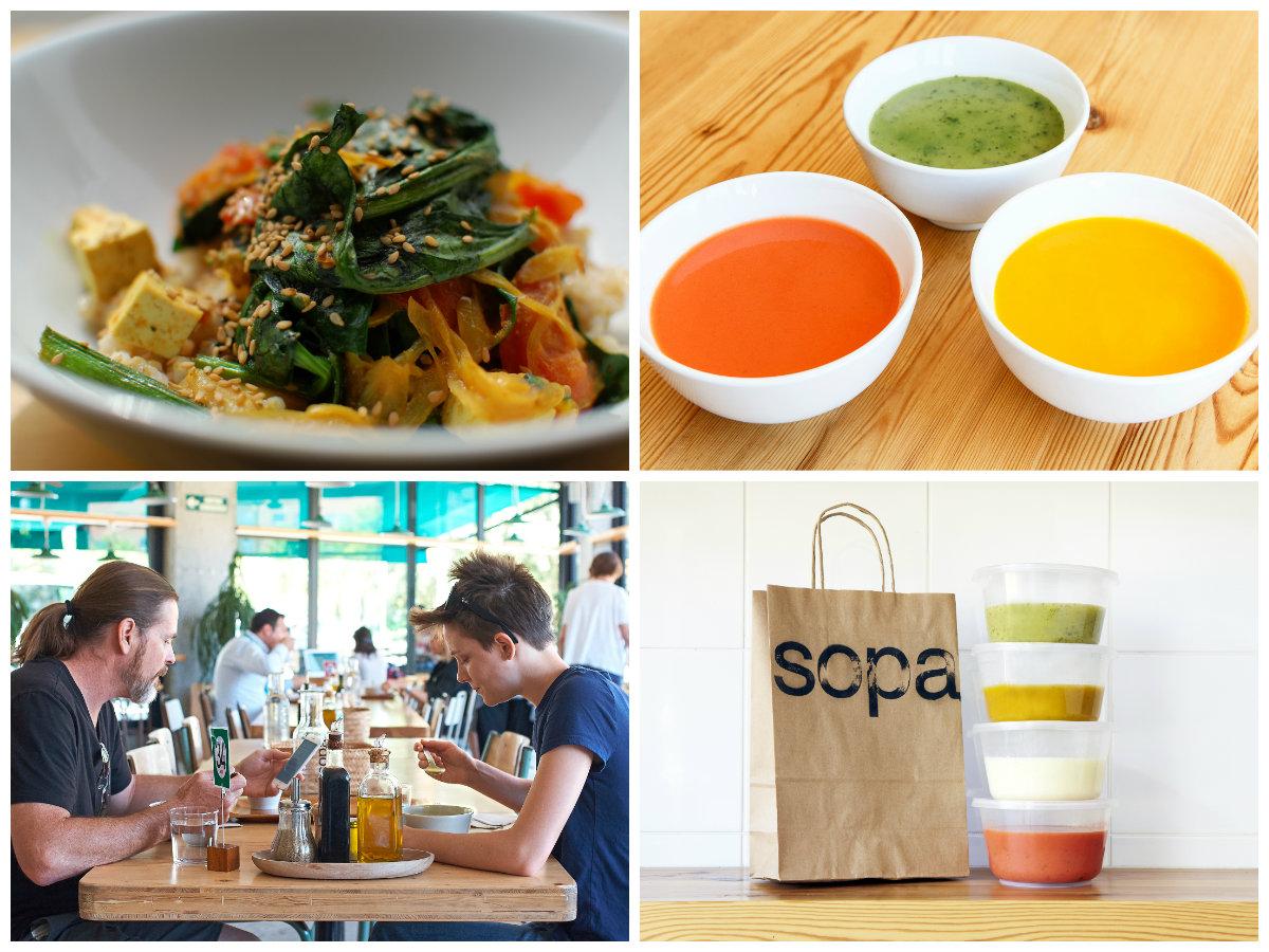 Sopa Barcelona, un restaurant 100% Etselquemenges