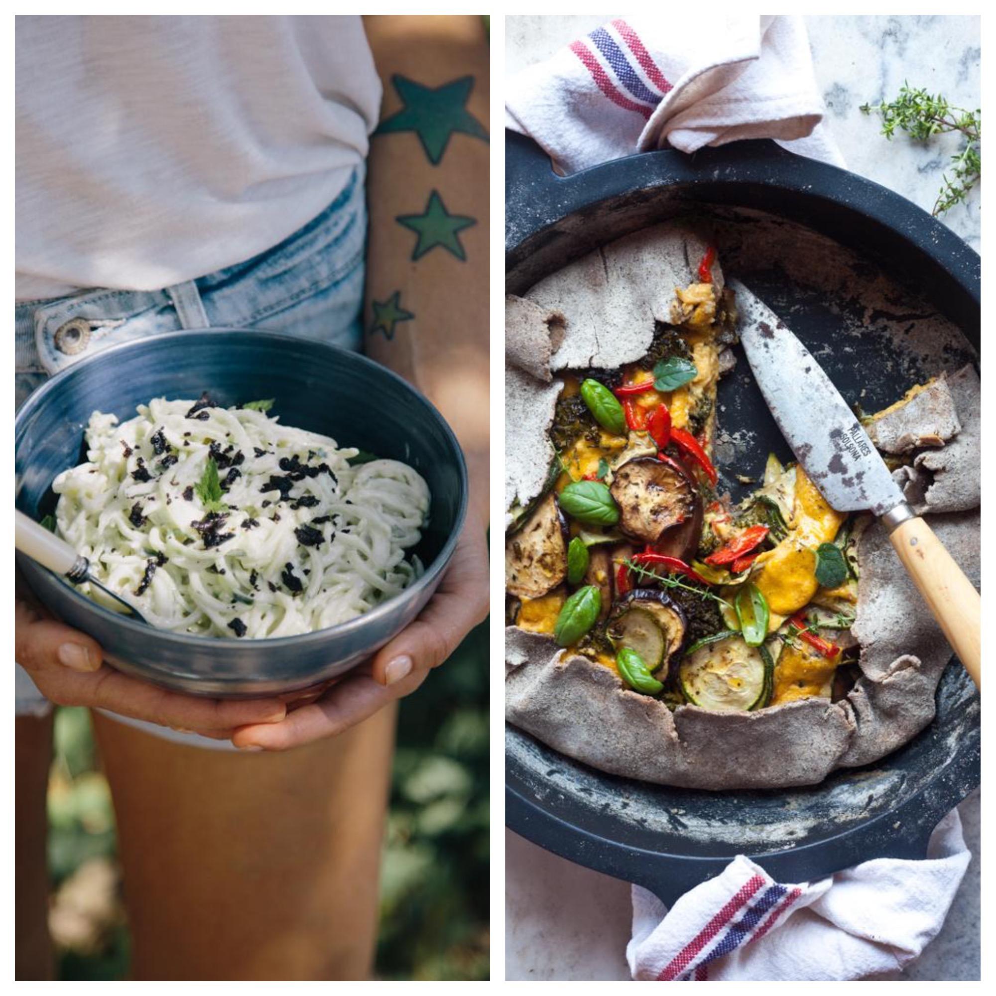 Elka Mocker, el nom clau en la cuina saludable d'autor