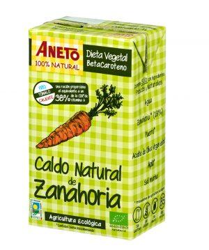 Beneficis de la pastanaga a la primavera i a l'estiu