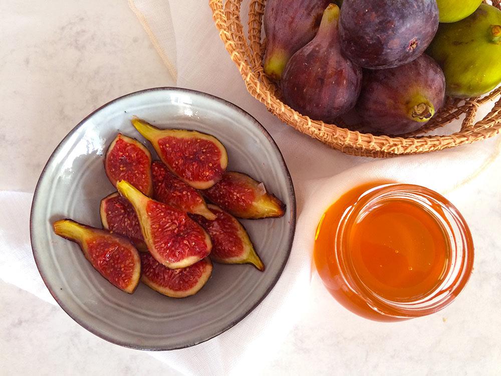 Propietats i receptes figues