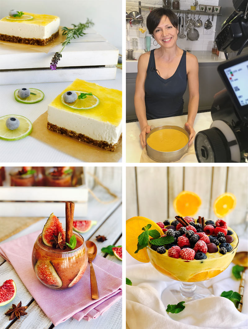 Postres saludables i delicioses