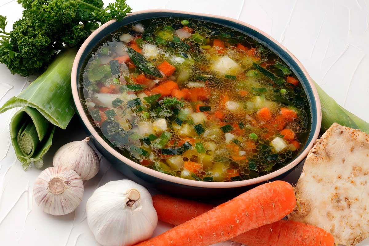 Brou vegetal detox
