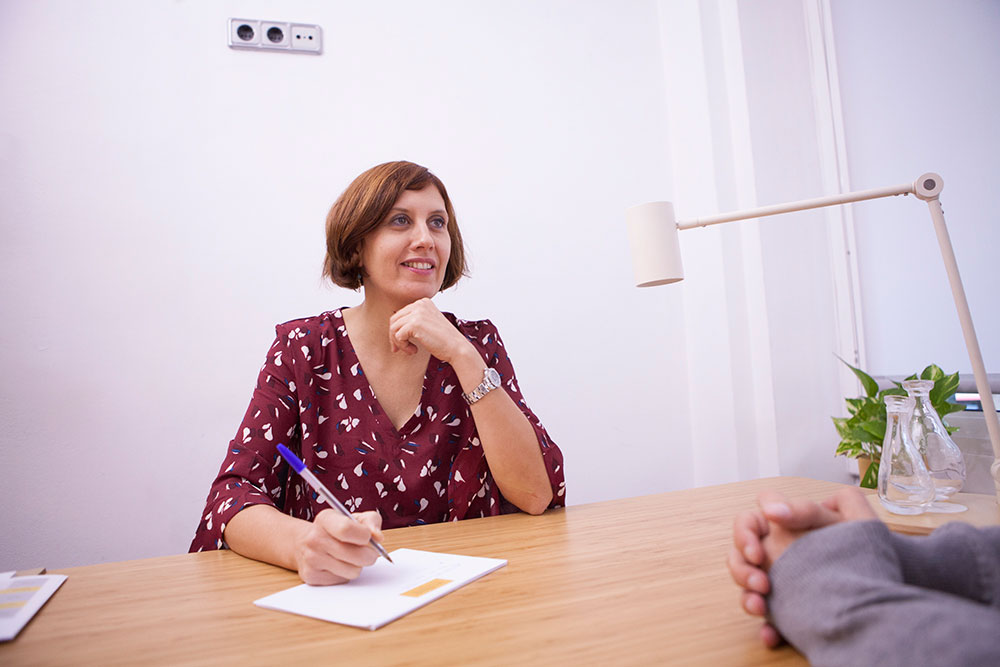Jordina Casademunt: La consulta de l'ETS