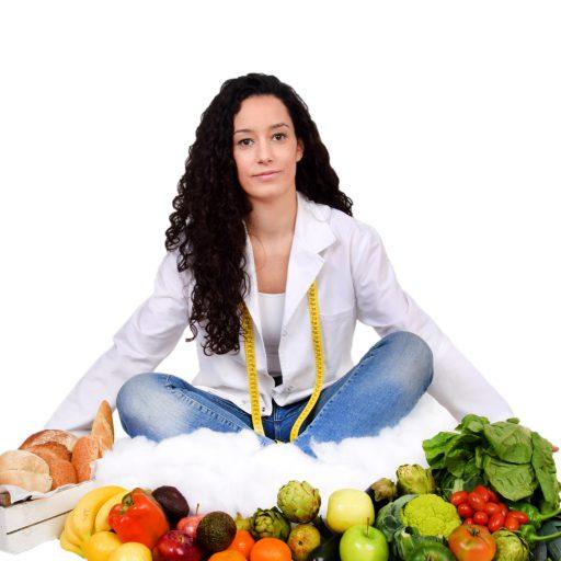 Maria Merino, Dietista-Nutricionista