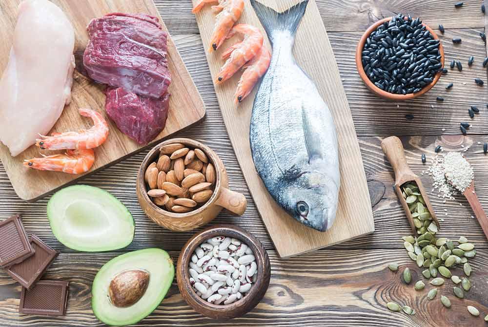 Aliments rics en zinc per cuidar la glàndula tiroides