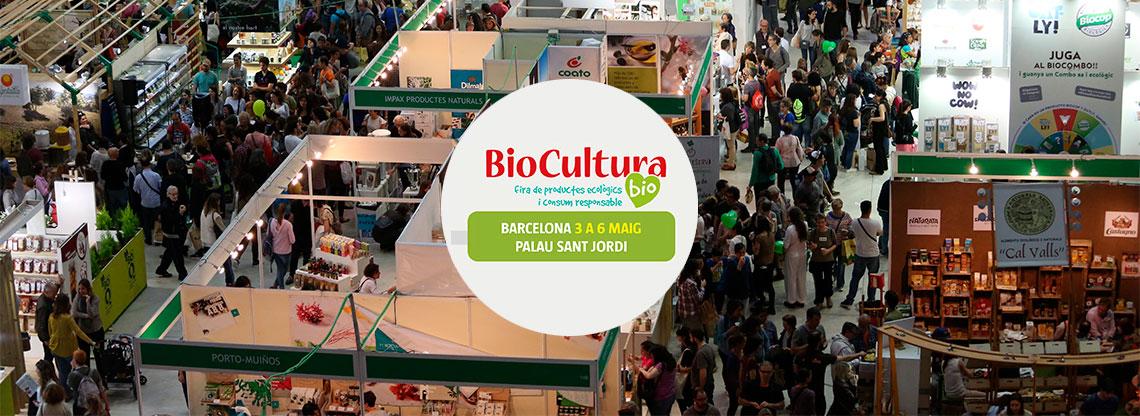 Sortegem 15 invitacions dobles i 15 entrades dobles amb descompte per a Biocultura