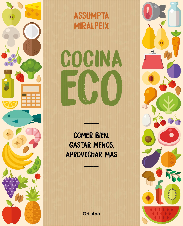 """Assumpta Miralpeix, autora del llibre """"Cocina eco"""""""
