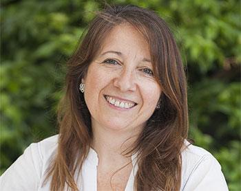 """Elisabet Silvestre, autora del llibre """"Tu casa sin tóxicos"""""""