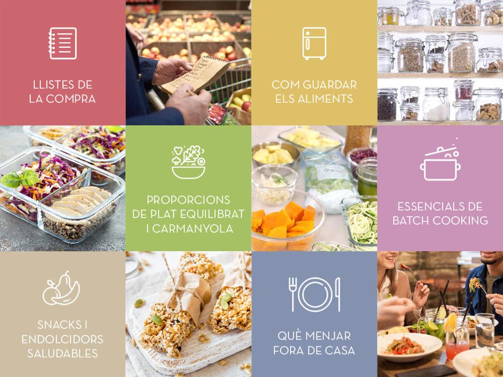 Curs online 'Alimentació healthy per a principiants'