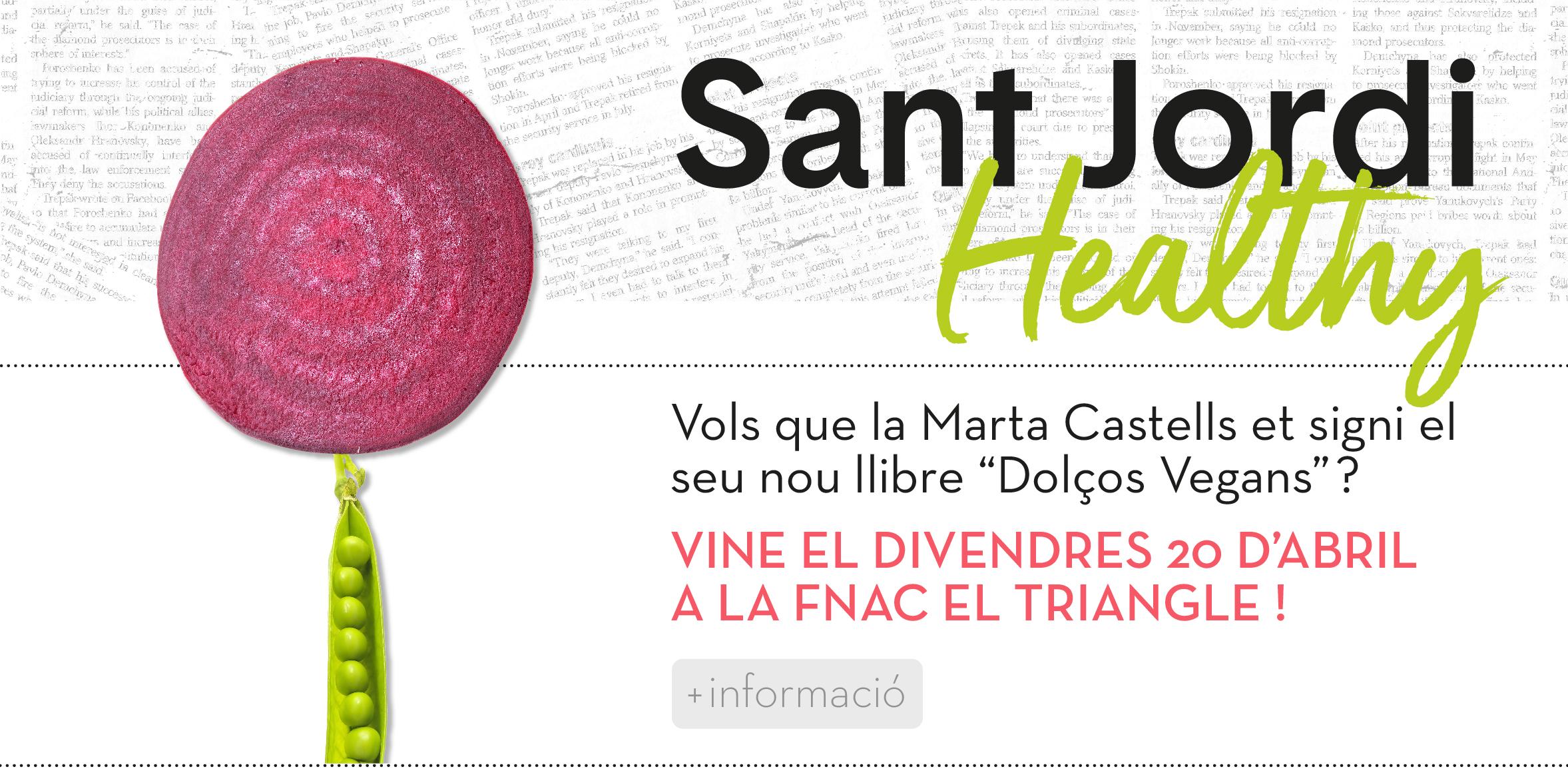 Marta Castells, autora del llibre