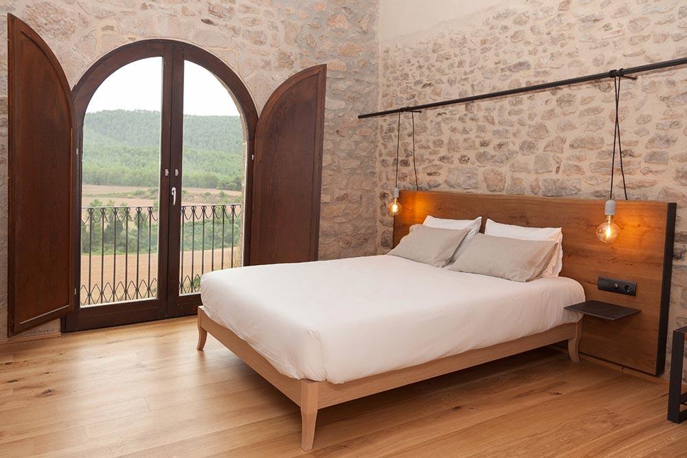 Casa Albets: el primer hotel ecològic i vegà del país