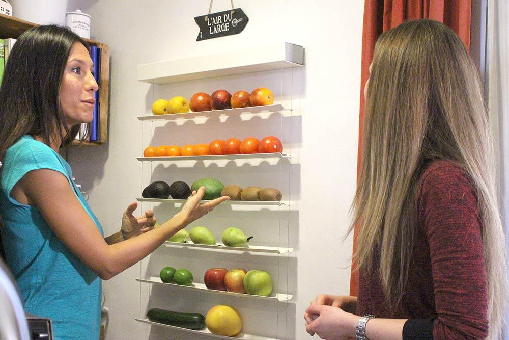 """Mareva Gillioz, dietista i conductora del curs en línia """"Alimentació healthy per a principiants"""""""
