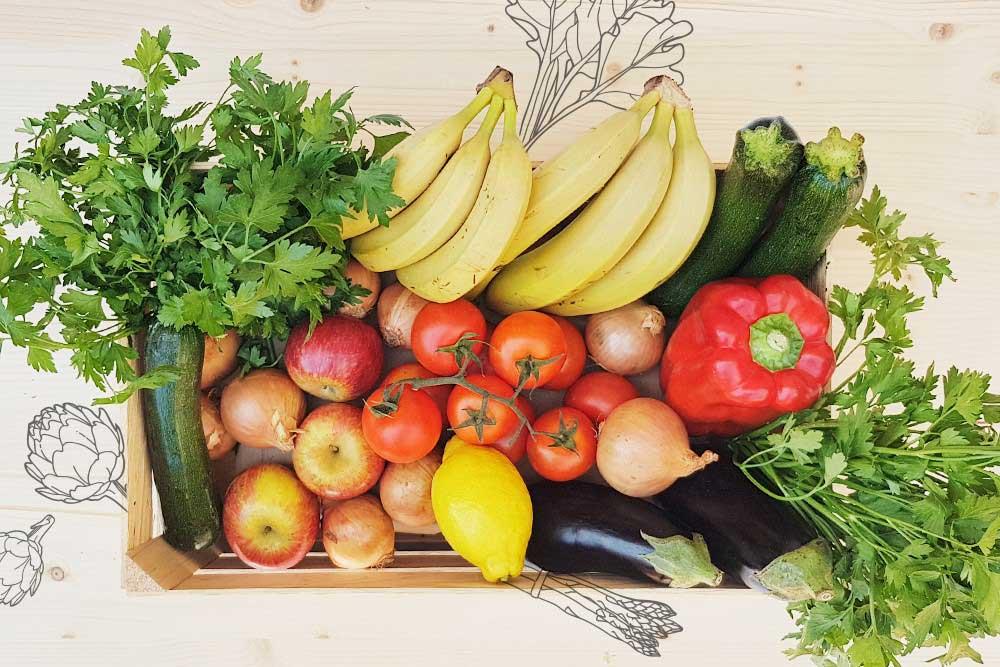 Vols fruita i verdura eco a domicili en 24 hores?