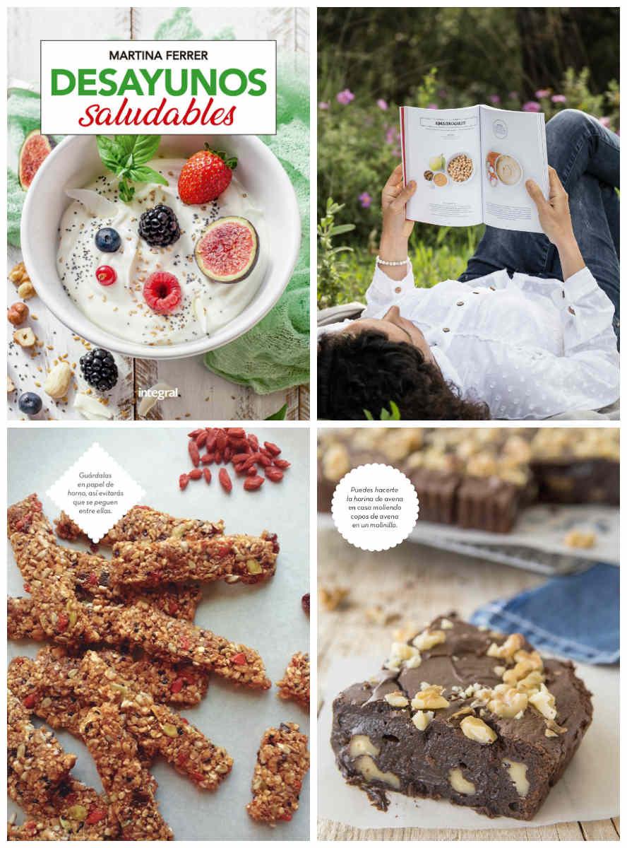 Transforma els teus esmorzars amb àpats saludables amb la Martina Ferrer